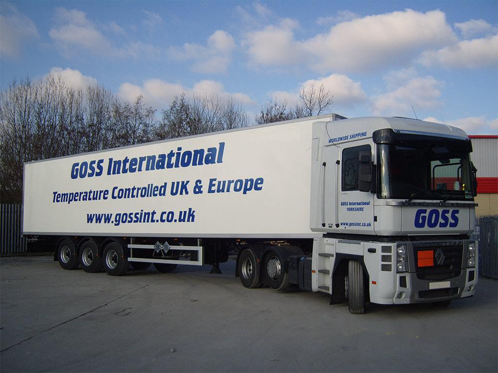 goss international jobs